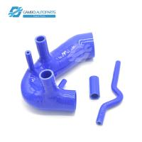 Reinforced High Performance Silicone Hose Kits Resistance Silicone Radiator Hose Kits Manufactures