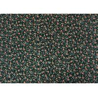 Modern Fade Resistant Cotton Corduroy Garment / Home Decorator Fabric Manufactures