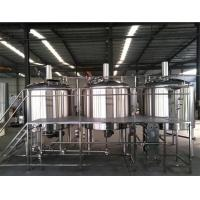 China brewery equipment/ beer fermentation tanks for sale/beer brewery machine on sale
