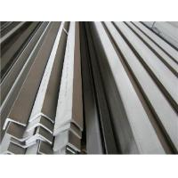 China Equal Type 316L Stainless Steel Bar Pickled Finished / SS Angle Bars on sale