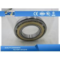 High Precision Brass Cage Motor Ball Bearing Contact Angle 7216 BECBM Manufactures