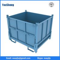 metal storage container with lid Manufactures
