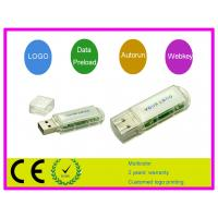 Mini  1G 2G 4G 32G 64G Customized USB Flash Drive AT-205 for business gifts Manufactures