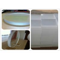 Frosted Cast Mitsubishi PMMA Perspex Acrylic Sheet 12mm For Bathroom Manufactures