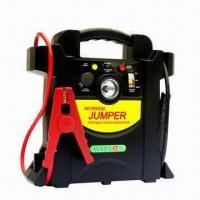 Jump Starter with 750A peak power manufacturer Manufactures