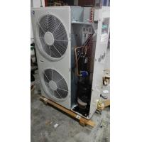 High Efficiency 5 HP Condensing Unit , Copeland Compressor Units For Chemical Cooler Manufactures