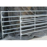 Hot Dipped Galvanized Corral Panel, Chain Latch, 12 Ft Corral fencing Manufactures