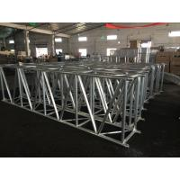 OEM Aluminum Square Truss 1100mm X 600mm Easy Assemble TUV Certification Manufactures