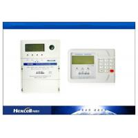 Class 1 BS-Split Type Prepaid Electricity Meter , Electric Watt Hour Meter Manufactures