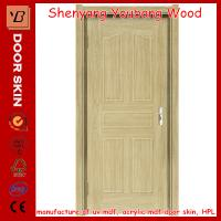 3D moulded melamine door skin of Modern House Design Manufactures