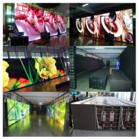 China Super Slim Micro Full Color LED Rental Cabinet Billboard P2.6 P2.9 Rgb P4 P5 P6 P7 on sale
