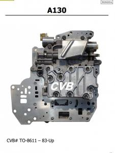 Auto Transmission A130 sdenoid valve body good quality used original parts Manufactures