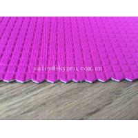 3mm Fuchsia Lycra Coating Neoprene Fabric Roll free sample , 1mm-50mm Thickness Manufactures