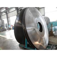 Manganese vanadium steel hollow ground hub hot cut saw blade for cutting hot rolled steel Manufactures