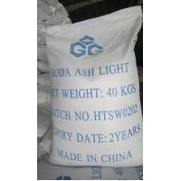 White Powder Sodium Carbonate NA2CO3 , Soda Ash Light 99.2% For Detergent Industry Manufactures