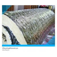 Torch Insulation Rockwool Blanket/ Roll / Felt / Tape Ceiling with Aluminum Foil Manufactures