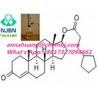 China Performance Enhancement Anabolic Steroids Injectable Testosterone Cypionate 250mg/ml on sale