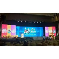 China New Innovative 4 By 3 Meters P3.9 Concert LED Screens, Stage LED Display Easy To Install on sale
