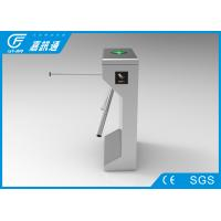 Waist height vertical tripod turnstile for resident area entrance , 565*280*980mm