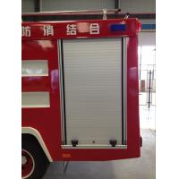 Fire Protection Aluminum Roll-up Door for Various Truck Manufactures