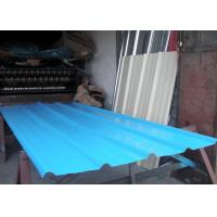 Professional PPGI Color Steel Sheet For Roofing , Cold Rolled Carbon Steel Plate