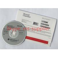 China Genuine French Retail Windows 7 Professional Oem 64 Bit Lifetime Warranty on sale