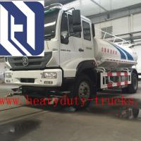 40M3 Reinforced Steel Cement Semi Trailer Trucks For Dry Bulk Powder Material Transportation