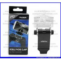 Mobile Phone Clamp for PS4 Controller game accessory Manufactures