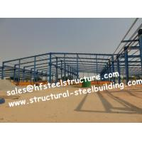 Prefabricated Light Structural Steelwork Fabrications Construction Building Manufactures