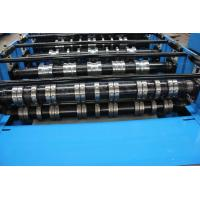 Steel Deck Forming Machine 8 - 10m Every Minute High Speed Industrial Manufactures