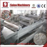 500kg pp pe washing line hdpe film plastic recycling machine Manufactures