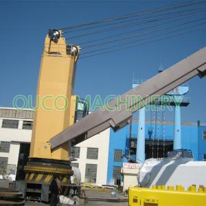 40t Vessel Ship Deck Crane To Bulk Material Handling Manufactures