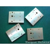 Aluminum CNC Precision Machining Heatsink Raf 65 / 24 With Yellow Alodine 1200 Surface Manufactures