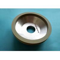 China Resin Bond Small Diamond Grinding Wheels Customize Shapes And Size on sale