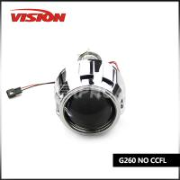 China VISION 2016 Hot Sale Xenon Light hid projector Lens Headlight for Any Cars Vios/Cruze/Mazda on sale