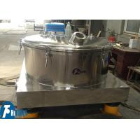 18.5kw Industrial Centrifuge Machine Hemp Essential Oil Extraction Centrifuge Manufactures