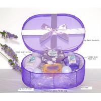 Bath Gift Set, includes Bath Confetti, Bath Fizz, Fizzer, Gel, Lotion, etc Manufactures