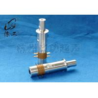 28 KHz Piezoelectric Ultrasonic Oscillator Transducer Waterproof With Booster Manufactures