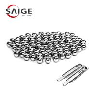 4.76mm AISI 1010/1015 Low Carbon Steel Balls For Slide Rail Anti - Oxidation Manufactures