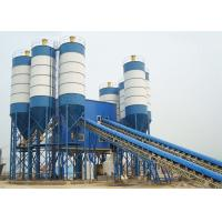 Large Capacity Stationary Cement Concrete Batching Plant For Construction Projects Manufactures