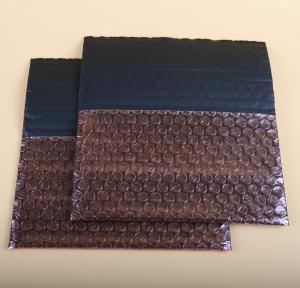 Conductive anti-static black bubble packaing bag 150*160+40mm Manufactures