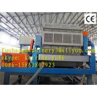 Egg Tray Molding Machine with CE Cerification Manufactures
