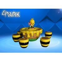 Indoor Amusement Game Machines , 5 Chairs Kids  Entertainment Hornet Sand Table Manufactures