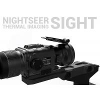 IP67 Thermal Imaging Sight One Thumb Operated With Sta - Diametric Rangefinder Manufactures