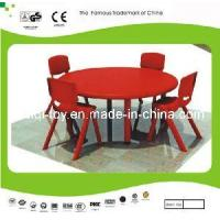 Children′s Table and Chairs (KQ10184C) Manufactures