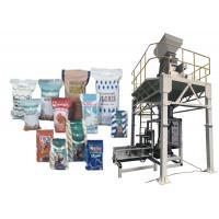 10-50 Kg Automatic Bag Packing Machine , Open Mouth Bag Granule Packaging Machine Manufactures