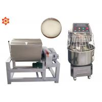 China 150Kg/H Capacity Commercial Kneading Machine Small Spiral Dough Mixer 40 * 420 * 630 Mm on sale