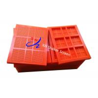 Rectangle Dewater Shale Shaker Mine Drilling Rig Mineral Screening Equipment
