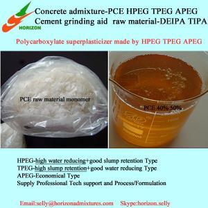 China Concrete Admixtures Polycarboxylate Superplasticizer (Liquid) on sale