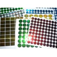 Full color beautify hologram anti-counterfeiting label Manufactures